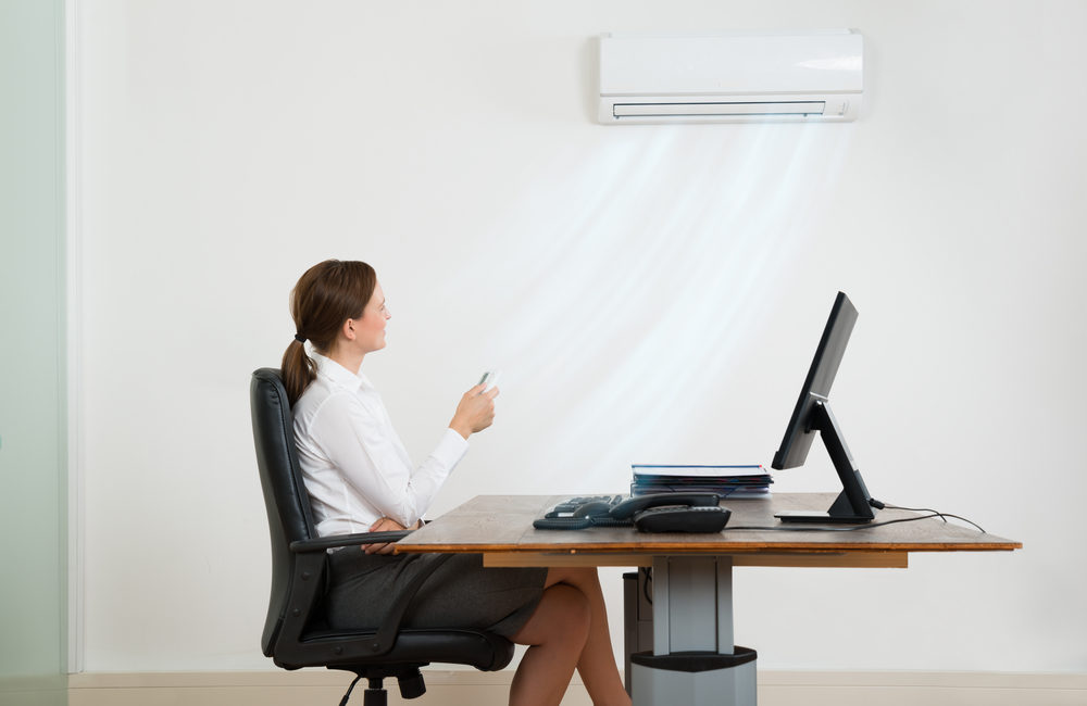 air conditioning system, air conditioning in the office, need of air conditioning