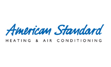We service all American Standard heating and cooling systems
