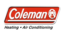 We service Coleman heating and cooling services