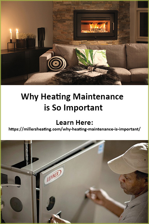A heating system is like a car. Both are substantial investments that require regular maintenance. However it's much easier to forget about maintaining system since you don't necessary use it or see it every day. Out of sight out of mind. Having an annual heating system maintenance is extremely important. In this article we will discuss all the benefits of completing an annual heating maintenance. #heatingmaintenance #HVAC #service @millersheatingair