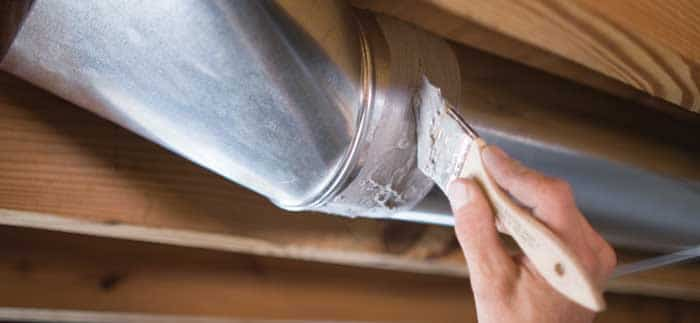 HVAC efficiency sealing your ductwork
