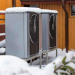 heat pump, heat pump installation, the defrost cycle, residential heat pump