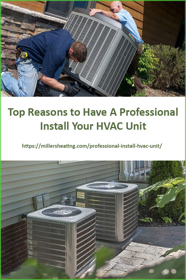 Remember that you are dealing with highly pressurized metal pipes, extreme heat, and combustible fuel.  Just one wrong move and you can be looking at a gas leak in your home or worse.  The safest method is to let a qualified HVAC repair contractor do this technical and dangerous work. #HVAC #install #professional @millersheatingair