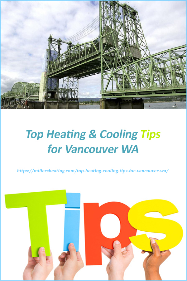 Miller's Heating & Air is a local heating company who provides you the best heating and cooling tips including how often should I replace my furnace filter. @millersheatingair #HVAC #tips #VancouverWA