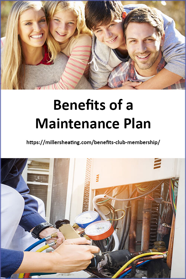 The World Class Maintenance Plan is heating & cooling security for your home! Now you can protect yourself from costly and annoying heating and cooling problems that occur during extreme weather conditions or the most inconvenient times. #HVAC #maintenance #peaceofmind @millersheatingair