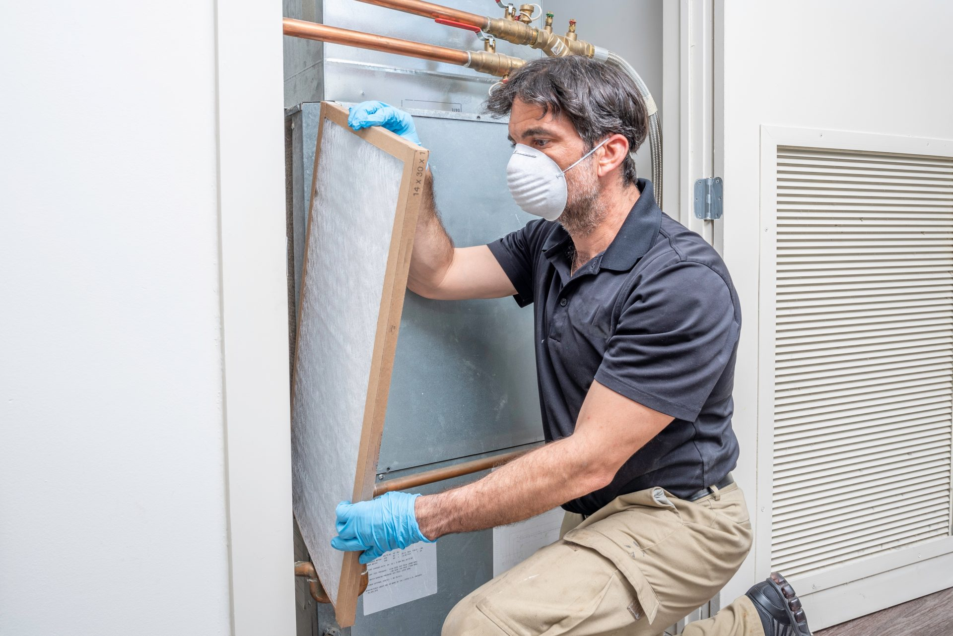 save money on your energy bills, change out air filters