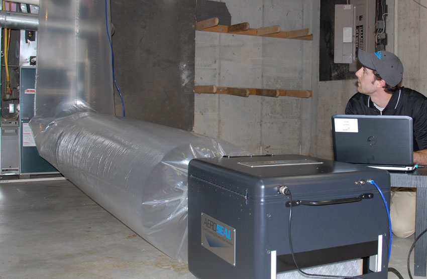 The Benefits Of Aeroseal Duct Sealing