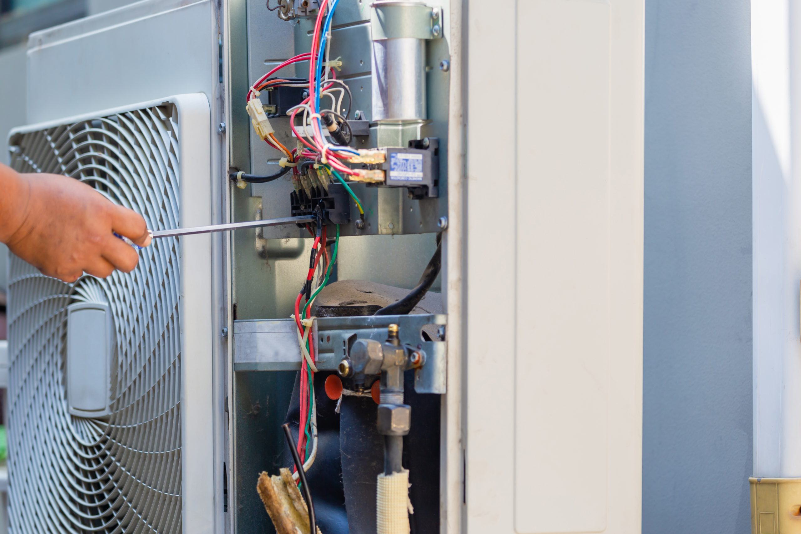 heating and cooling in Vancouver, WA ; Heating or cooling in Vancouver, Vancouver heat pump installation
